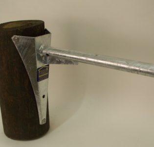 Pole Bracket - Angled